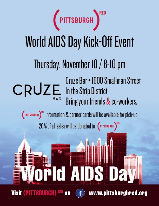 World aids day pgh style nakyouout for Abay ethiopian cuisine pittsburgh