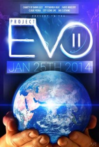 Project Evolution II Pittsburgh Events