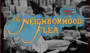 neighborhood flea